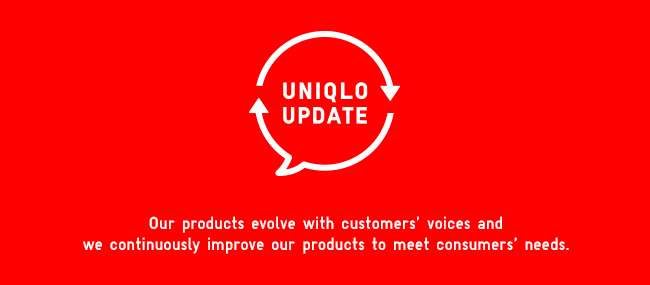 Uniqlo Updates