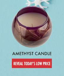 Shop Amethyst Candle