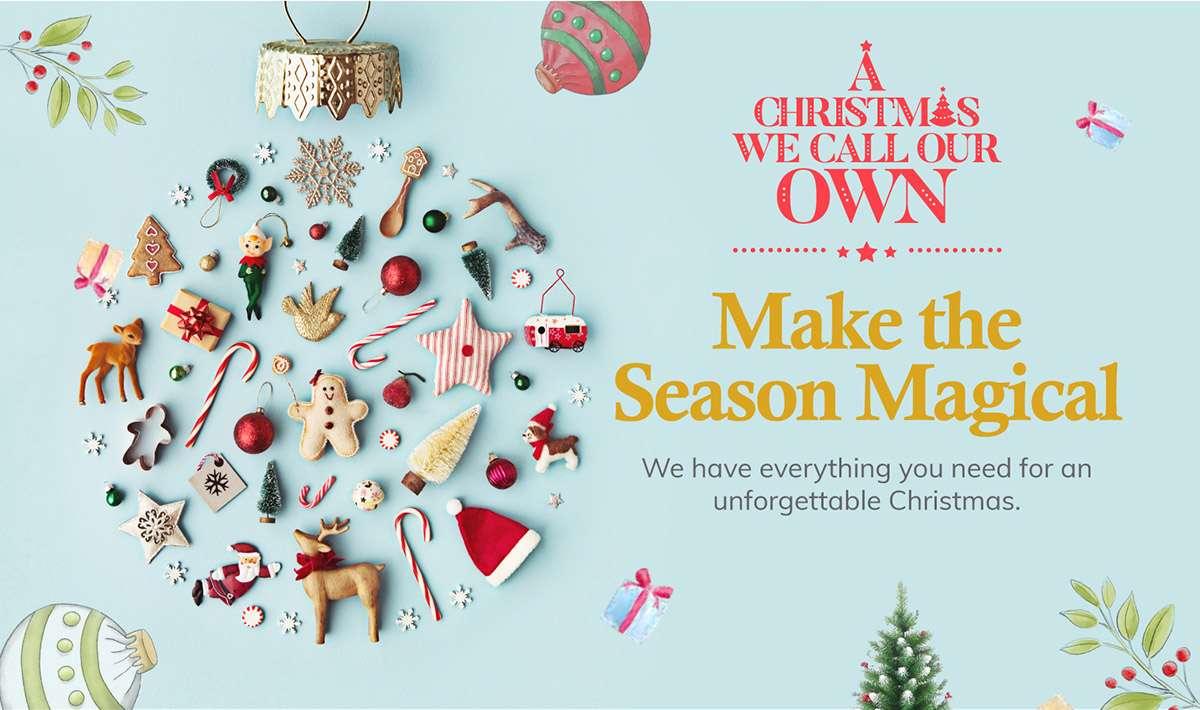 Make the Season Magical