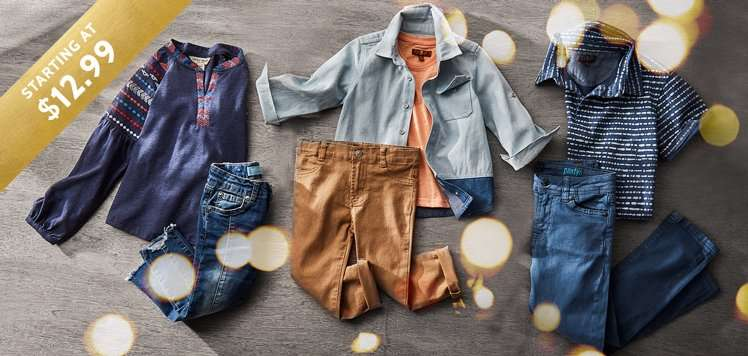 7 For All Mankind & More for Kids