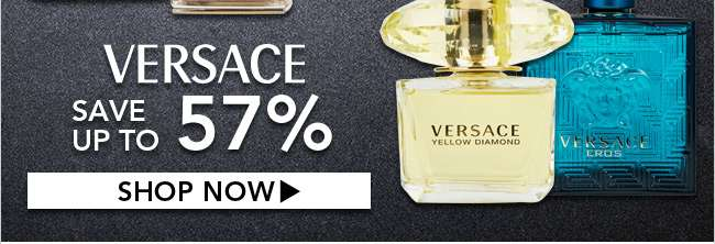 Versace. Save up to 57%. Shop Now