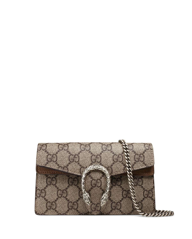 Dionysus GG Supreme Super Mini Bag