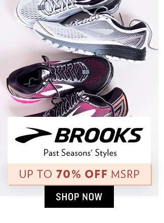 Shop Brooks