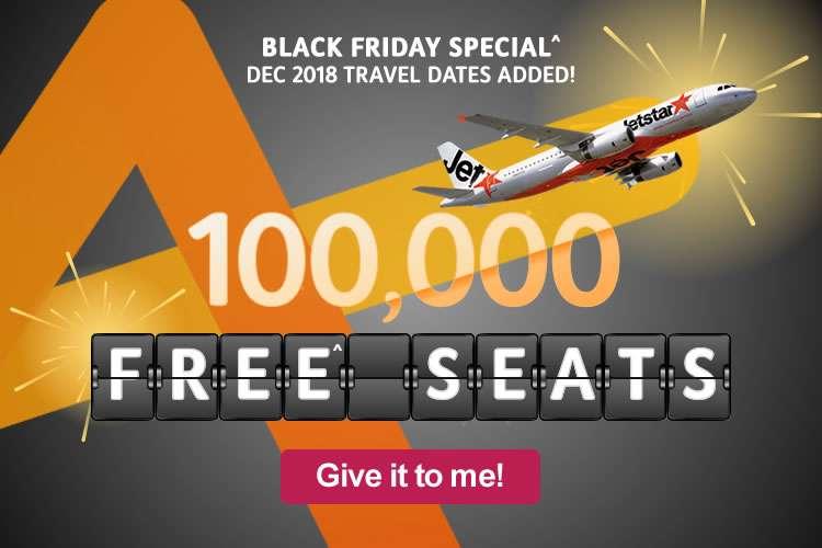 100,000 FREE Seats