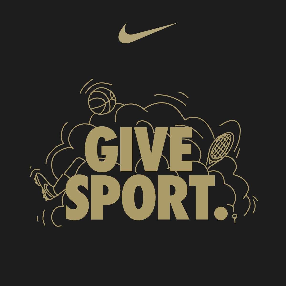 NIKE | GIVE SPORT.