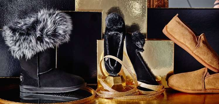 Australia Luxe Collective & More Cozy Slippers