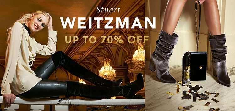 Up to 70% Off Stuart Weitzman