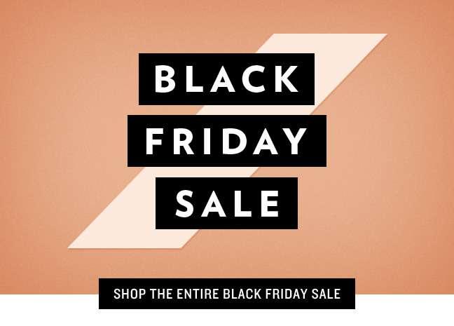 Shop Black Friday Sale
