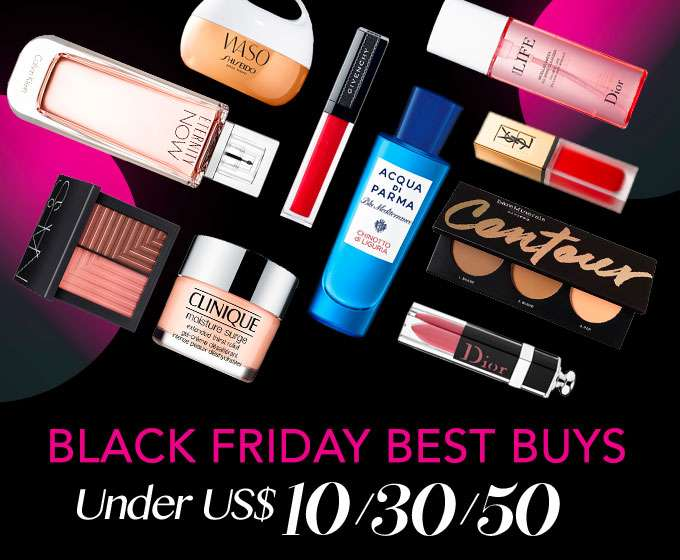 Black Friday Best Buys Under US$10 / $30 / $50. Ends 26 Nov 2018