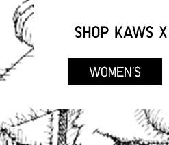 Shop Women's KAWS X SESAME STREET Collection