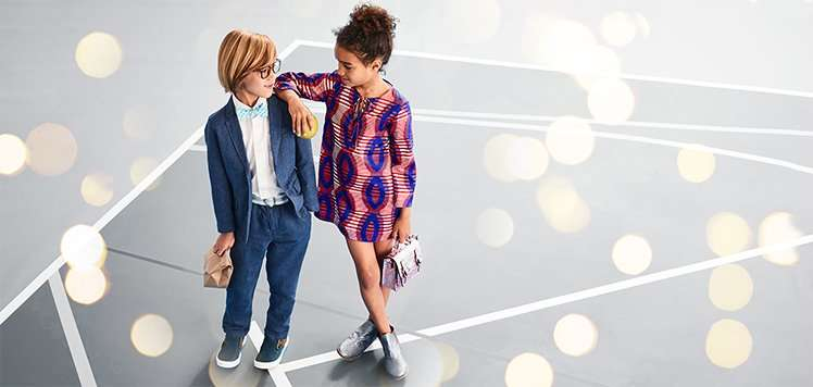 Oscar de la Renta & More for Kids