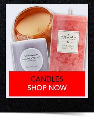 Shop Candles Specials