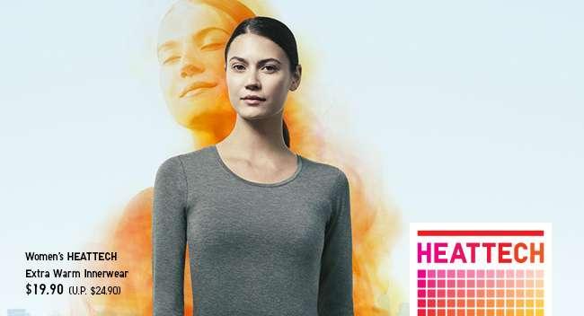 Women's Heattech Collection