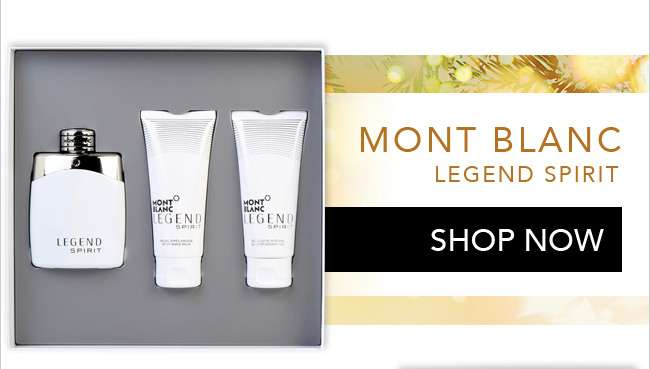 Shop Mont Blanc Legend Spirit