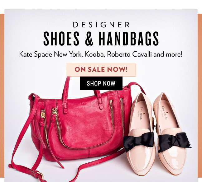 Shop Designer Shoes & Handbags