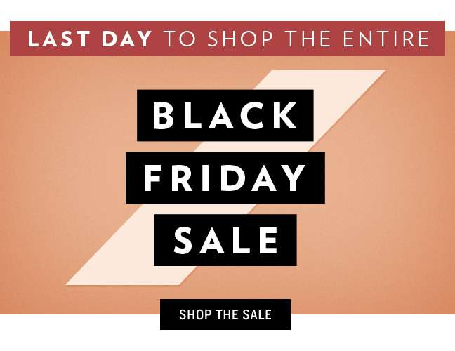 Shop Black Friday Sale