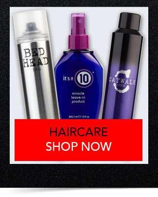 Shop Haircare Specials