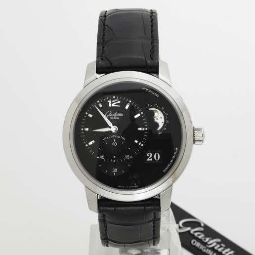 Men's Glashutte PanoMaticLunar XL Watch