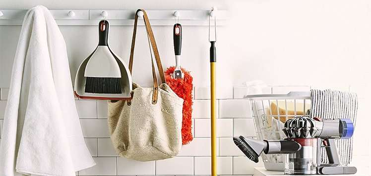 OXO, SALAV & More for Cleaning