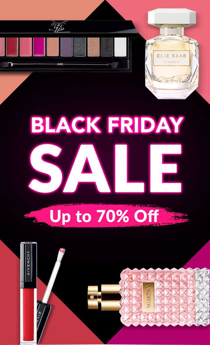 BLACK FRIDAY SALE Up to 70% Off