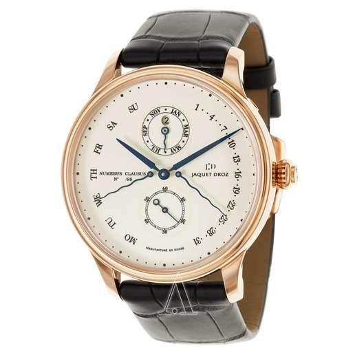 Men's Jaquet Droz Astrale Perpetual Calendar Watch