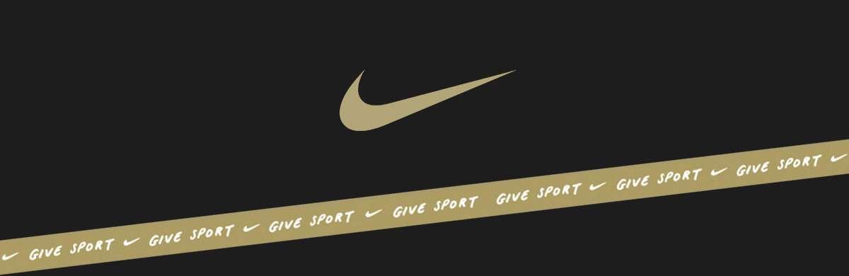 NIKE | GIVE SPORT