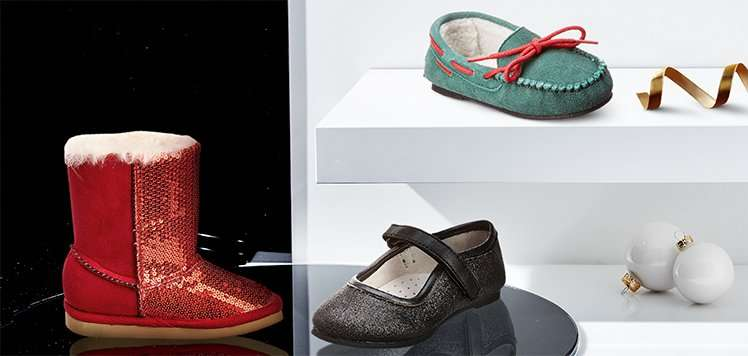 Up to 50% Off L'Amour & More Cute Kids' Shoes