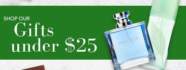 Shop Gifts under $25 sales collection