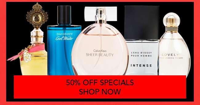 Shop 50% off specials sales collection