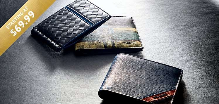 Small Leather Goods With MCM