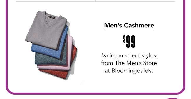mens cashmere