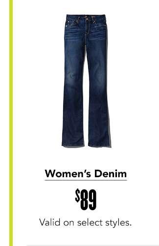womens denim