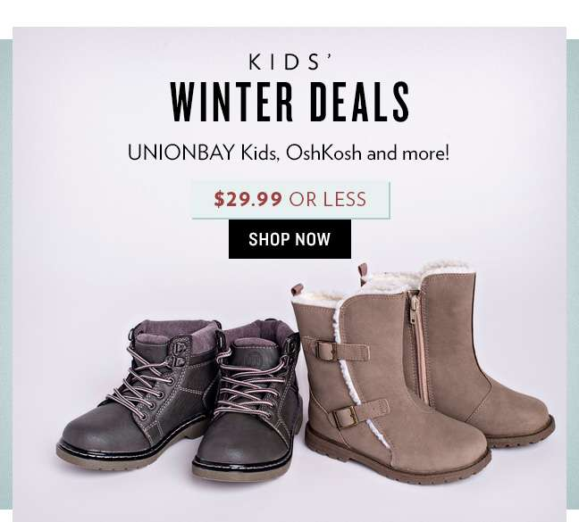 Shop Kids' Deals