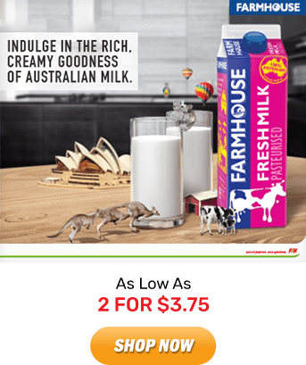 Farmhouse: As Low As 2 for $3.75. Shop Now!