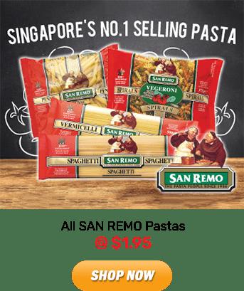 San Remo: All San Remo Pastas @ $1.95. Shop Now!