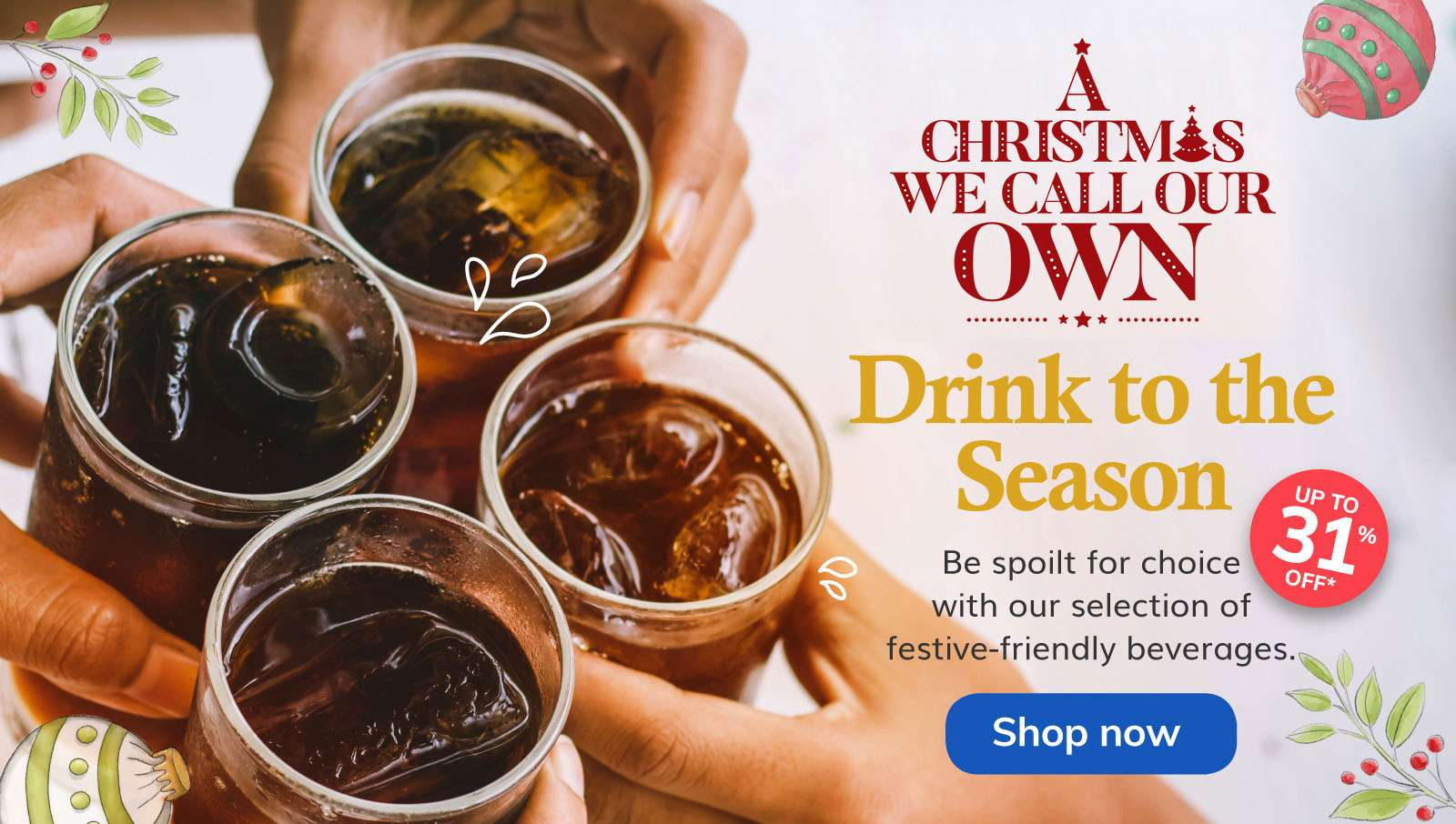 Drink to the Season