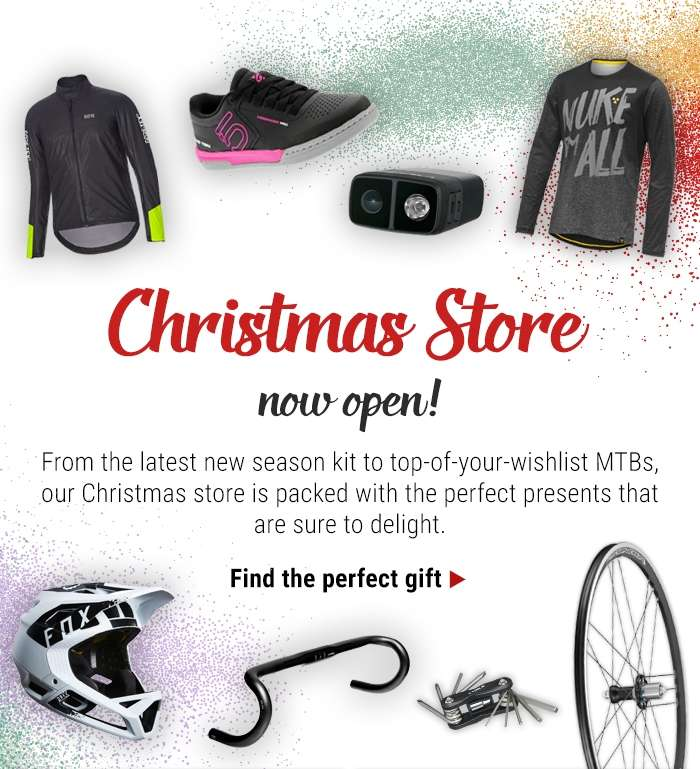 CHRISTMAS STORE NOW OPEN!