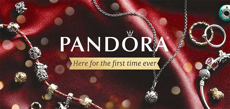 PANDORA Jewelry 48 Hours Only
