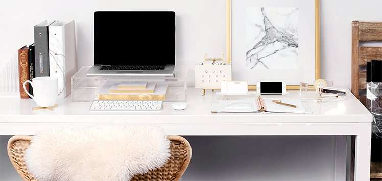 Up to 75% Off for Your Glam Office