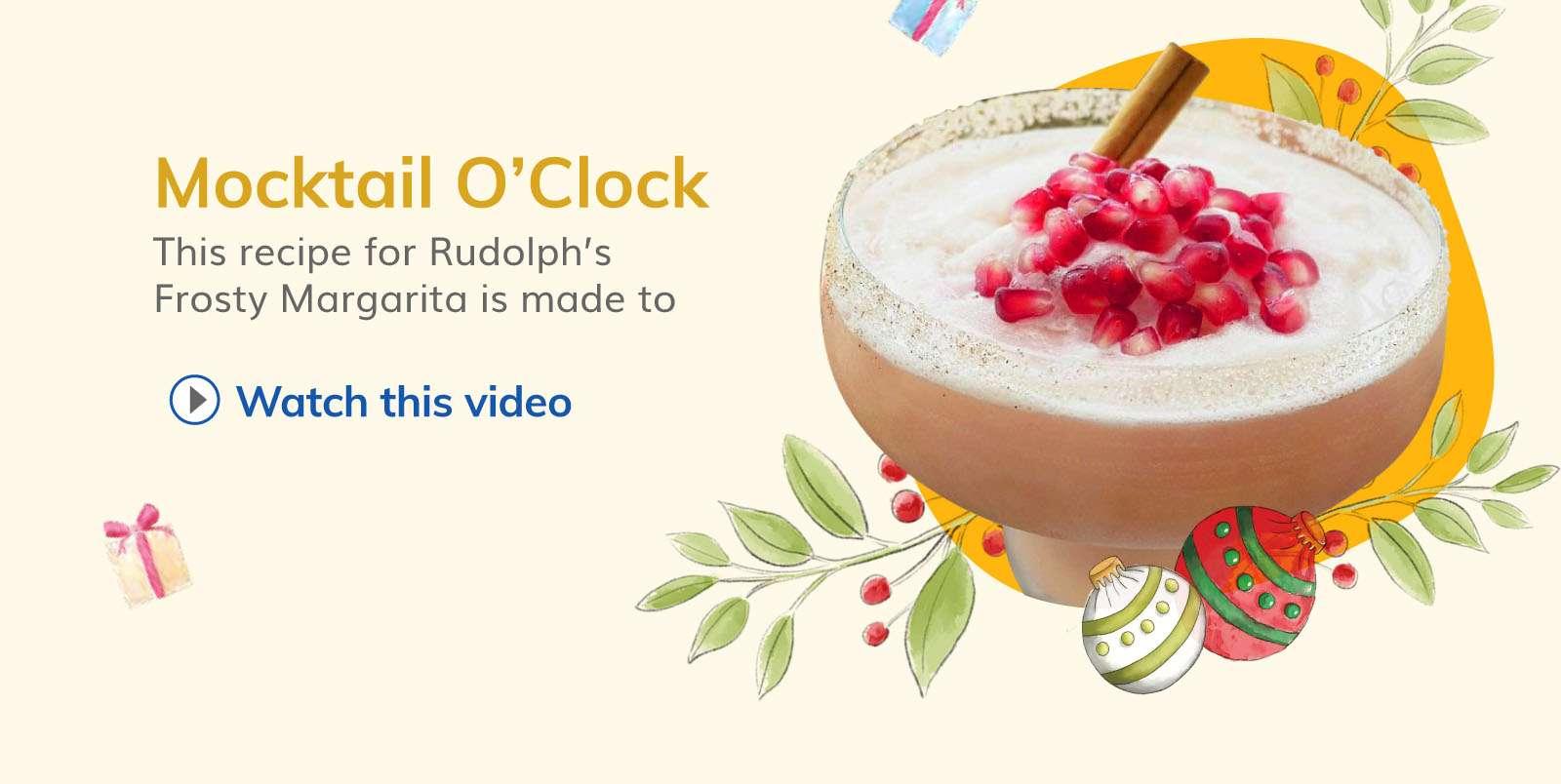 Mocktail O'Clock