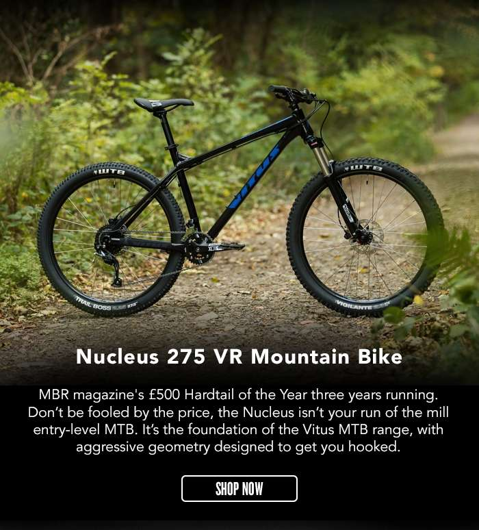 Vitus Nucleus 275 VR Mountain Bike