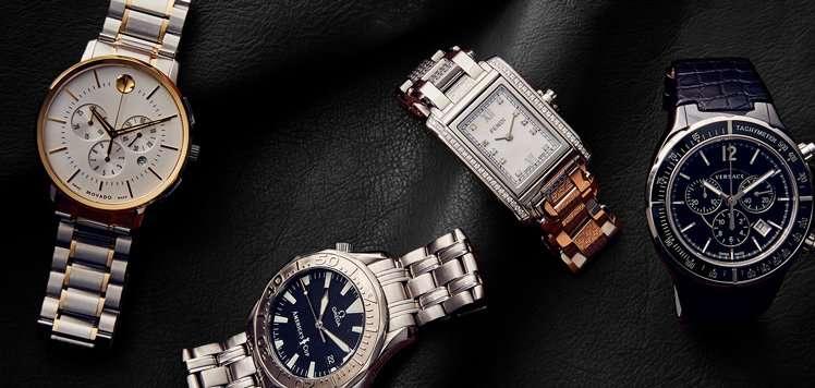 FENDI & More Luxury Italian Watches for Men