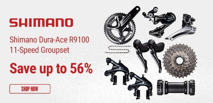 Shimano Dura-Ace R9100 11-Speed Groupset
