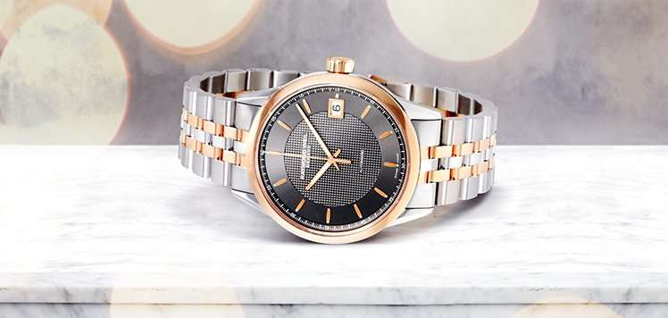 Classic Watches With Raymond Weil