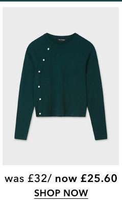 Pearl Compact Knitted Jumper