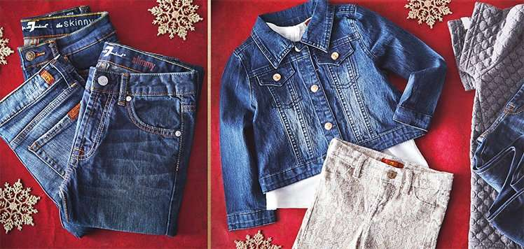 True Religion & 7 For All Mankind for Kids