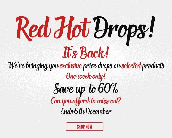 Red Hot Drops is BACK!