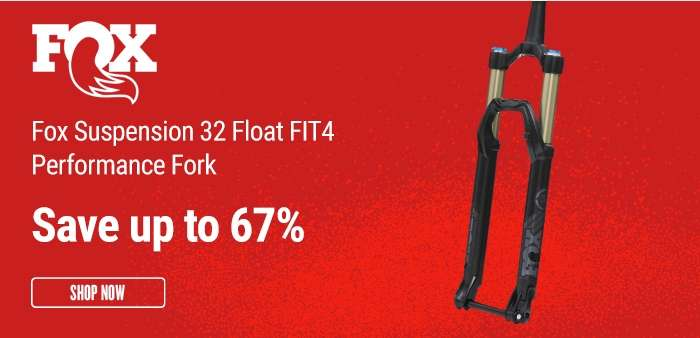 Fox Suspension 32 Float FIT4 Performance Fork