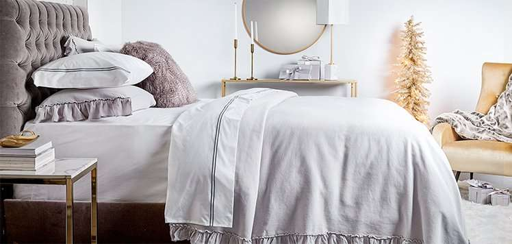 Up to 75% Off Luxury Bedding & Bath