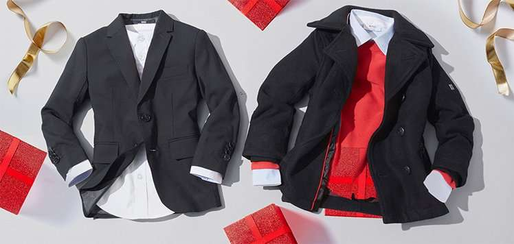 Kids' Grown-Up Style With Hugo Boss